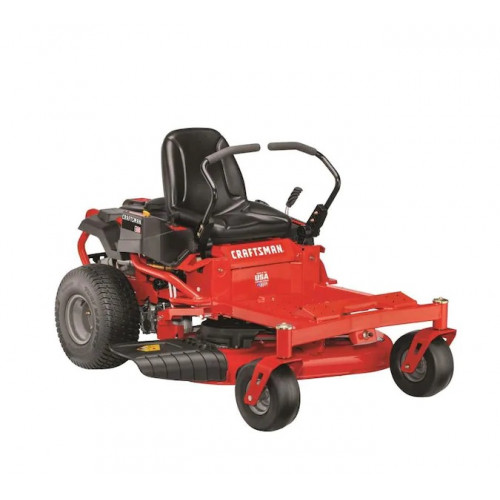 CRAFTSMAN Z510, V-Twin Dual Hydrostatic 42in-20HP with Mulching Capability