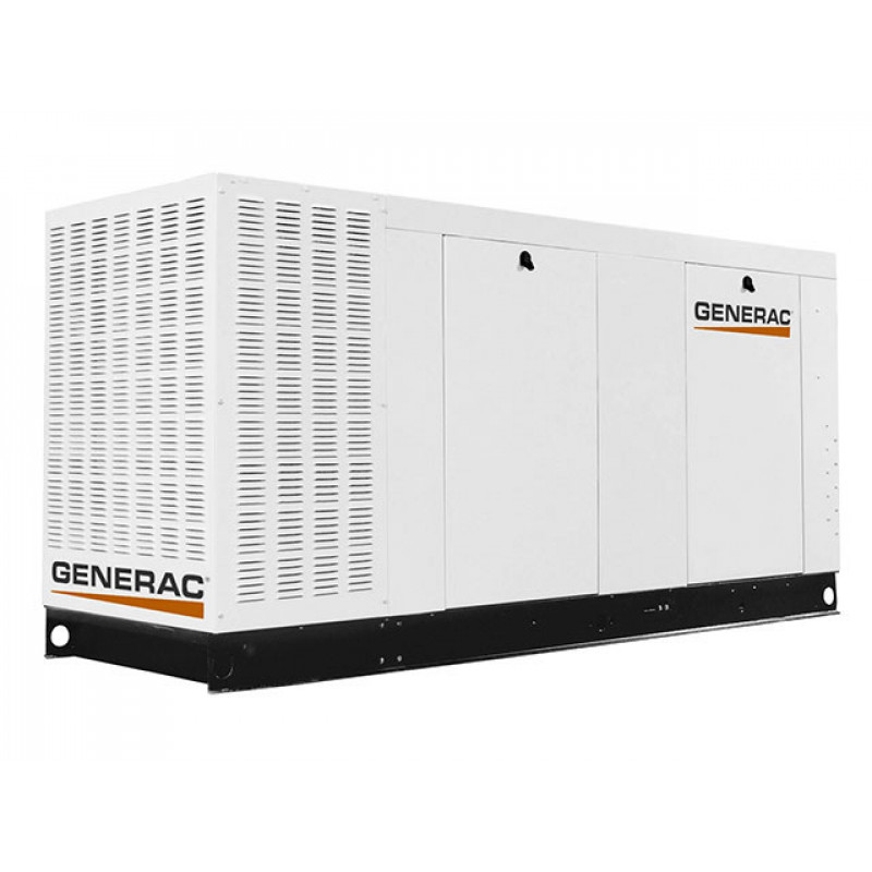 Generac Commercial Series 130kW Standby Generator (120/240V Single-Phase)(NG) SCAQMD Compliant