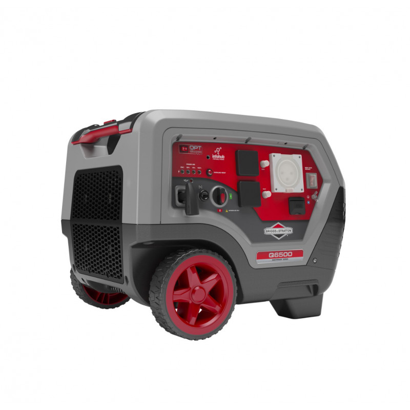 Briggs & Stratton Q6500 - 5000 Watt QuietPower Series Portable Inverter Generator