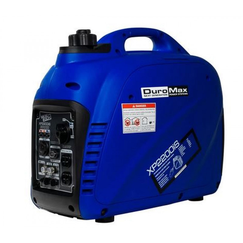 DuroMax XP2200IS 2200 Watt Digital Inverter Gas Powered Portable Generator