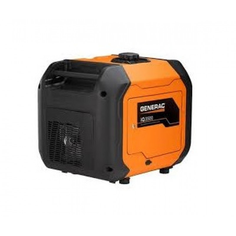 Generac iQ3500-3000 Watt Ultra-Quiet Electric Start Portable Inverter Generator-CARB