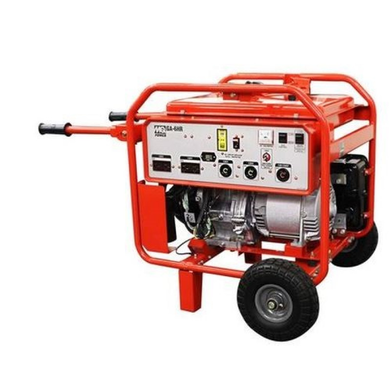 Multiquip GA36HR-3200 Watt Professional Portable Generator w/ Honda GX Engine