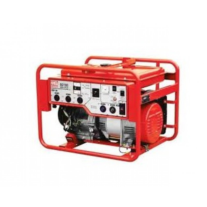 Multiquip GAW135H 135-Amp 5.5-Hp 120-Volt Gas Powered Welding Generator