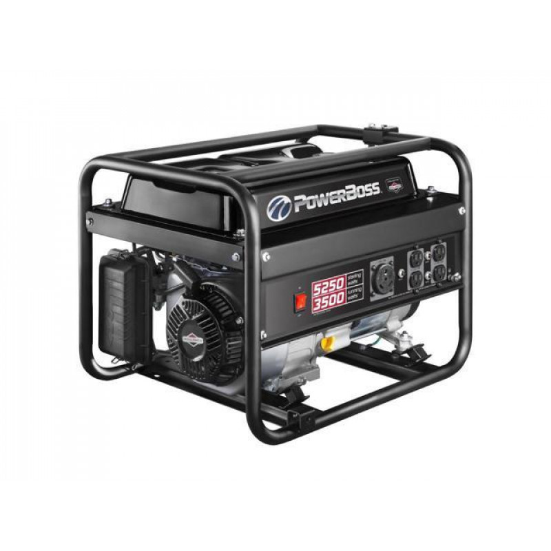 Briggs & Stratton 30665 1150 Watt PowerBoss Gas Powered Portable Generator