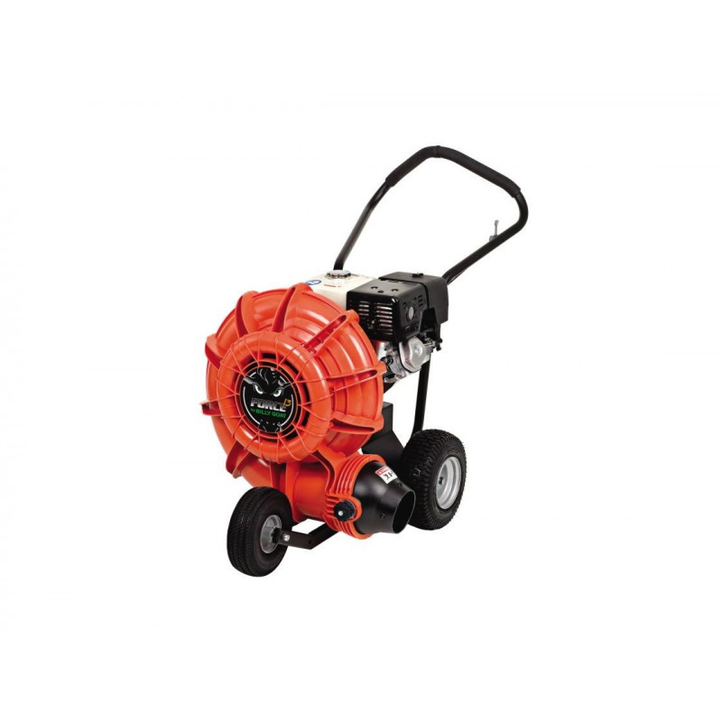 Billy Goat F1302SPH Force 393cc, Self-Propelled Walk Behind Leaf Blower-Honda