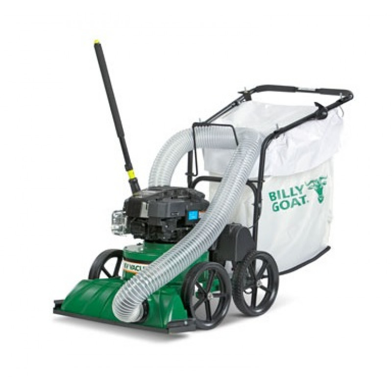 Billy Goat KV600-190cc, Multi-Surface Push Leaf & Litter Vacuum-Briggs