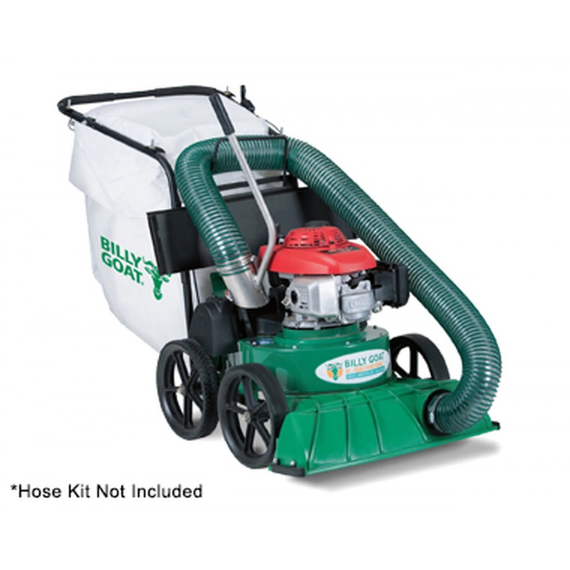 Billy Goat KV650H 187cc, Multi-Surface Push Leaf & Litter Vacuum-Honda