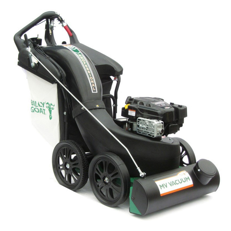 Billy Goat MV600SPE 190cc-Briggs, Commercial Self-Propelled Leaf & Litter Vacuum/E-Smart