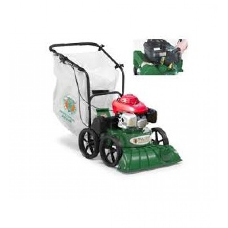 Billy Goat TKV650SPH 187cc-Honda, Multi-Surface Self-Propelled Leaf Vacuum w/ Chipper
