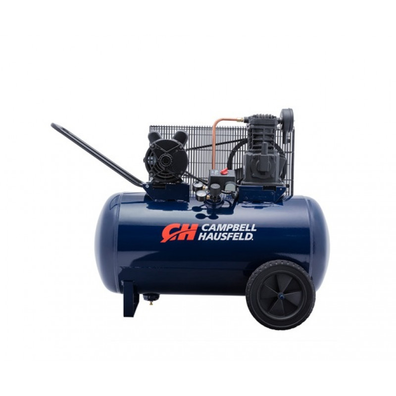 Campbell Hausfeld Portable Electric Air Compressor 3.2 HP -30 Gallon Horizontal 10.2 CFM