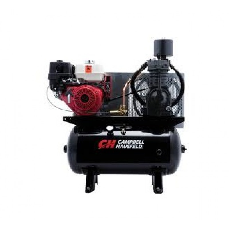 Campbell Hausfeld Service Truck Series Air Compressor 13HP Honda GX390 Engine, 25.1 CFM 175PSi