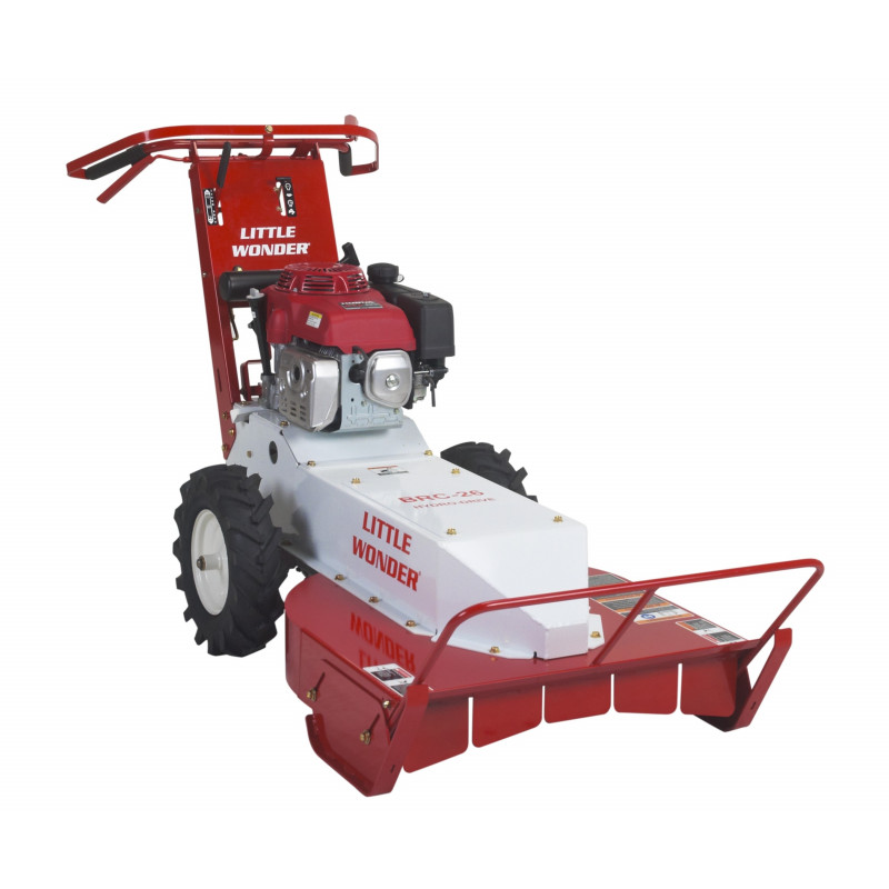 Little Wonder BRC-26 390cc (Honda) Hydro Brush Cutter Mower