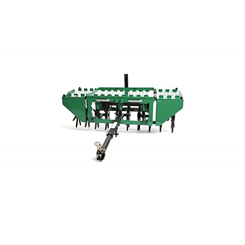 "Billy Goat AET60 36""/48""/60"" Tow Behind Aerator (Foldable Wings)"