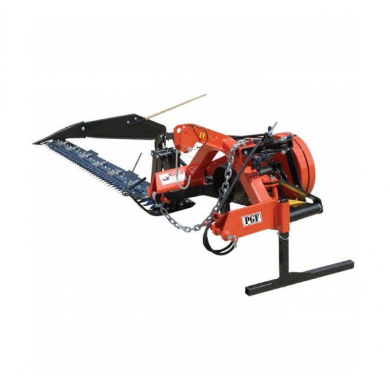 Nortrac PGF Double Action Sickle Bar Mower 6ft Cutting Width