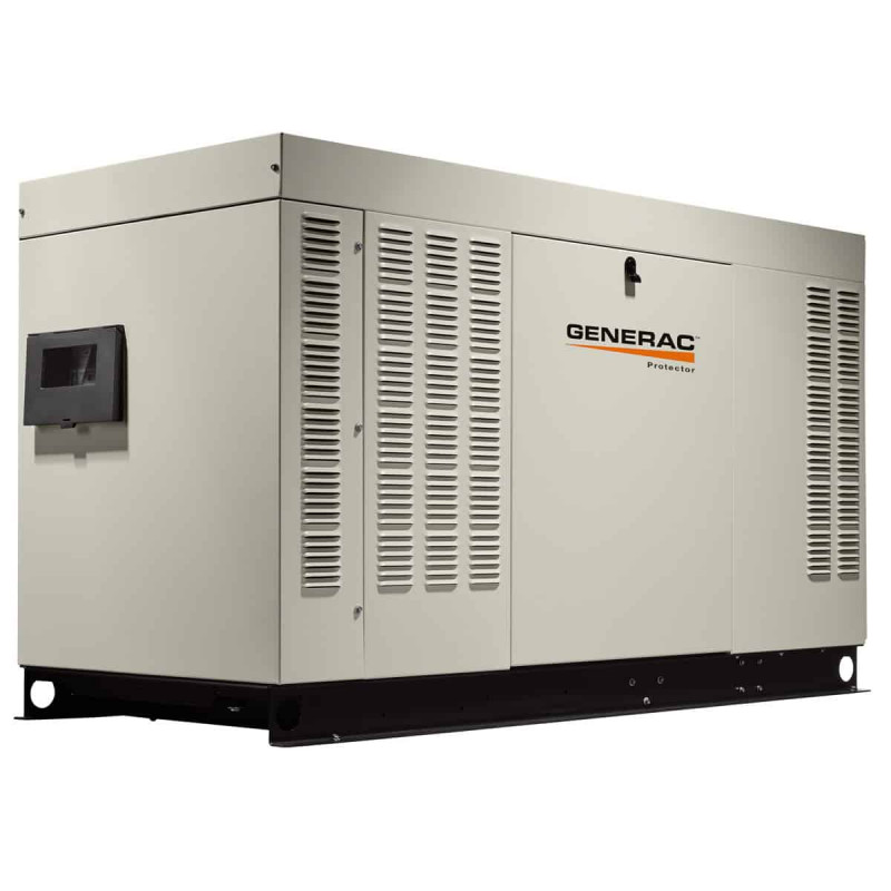 Generac Protector 45kW Automatic Standby Generator (Aluminum-277/480V 3-Phase)