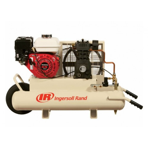 Ingersoll Rand, Gas Portable Air Compressor 5.5 HP-11.8 CFM At 90 PSI