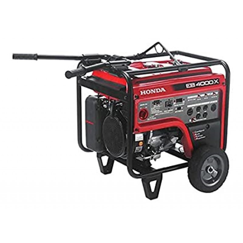 Honda EB4000-3500 Watt Portable Industrial Generator w/ GFCI Protection