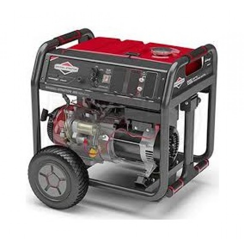 Briggs & Stratton 30679 - 8000 Watt Electric Start Portable Generator w/ StatStation Wireless Bluetooth® Technology
