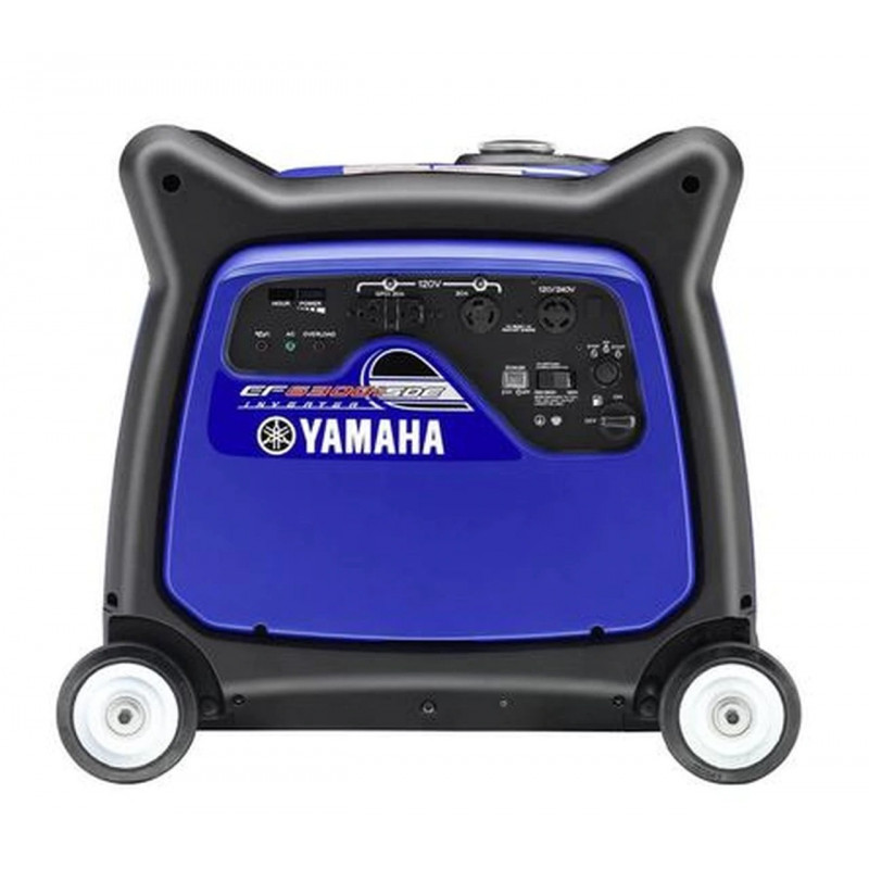 Yamaha EF6300iSDE-5500 Watt Electric Start Inverter Generator-CARB