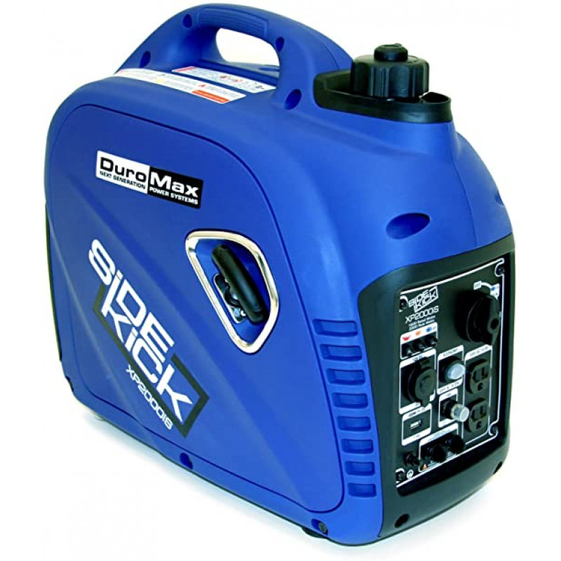DuroMax XP2000iS 2000-Watt Digital inverter Gas Powered Portable Generator