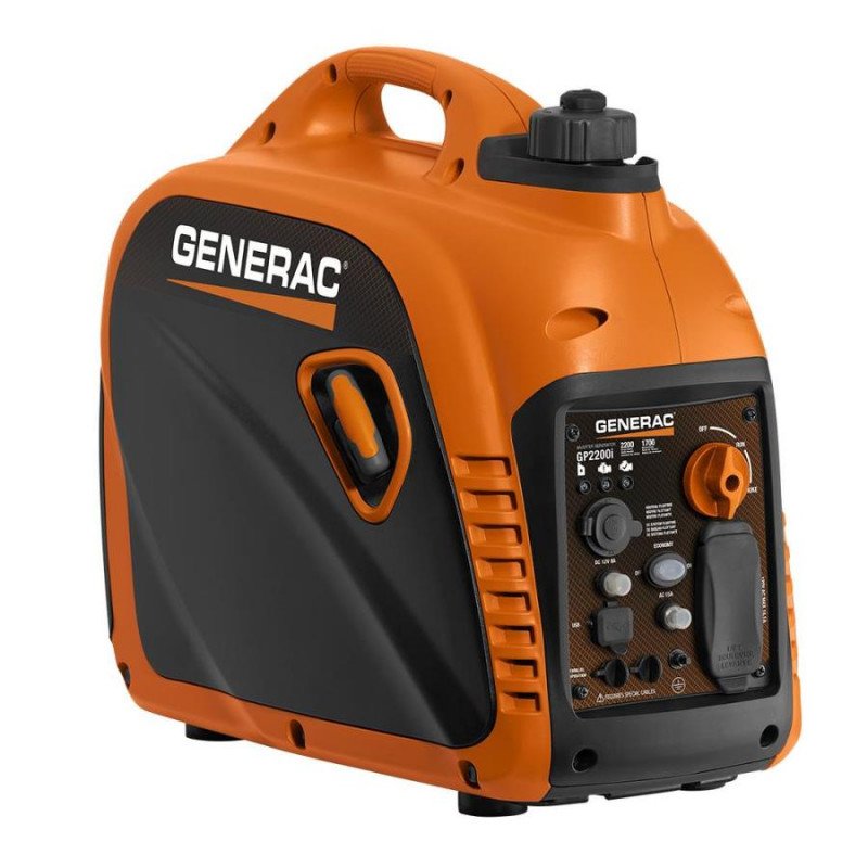 Generac GP2200i-1700 Watt Portable Inverter Generator