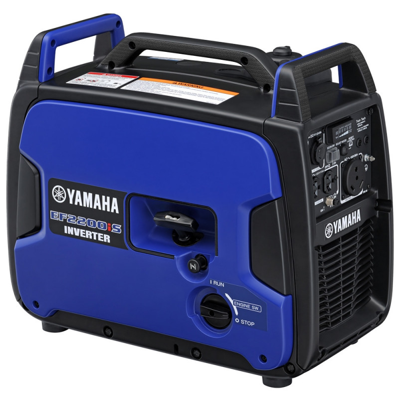 Yamaha EF2200iS-1800 Watt Inverter Generator w/ RV Outlet -CARB