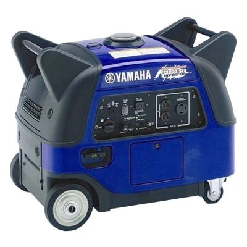 Yamaha EF3000iSEB-2800 Watt Electric Start Inverter Generator w/ Boost Technology-CARB