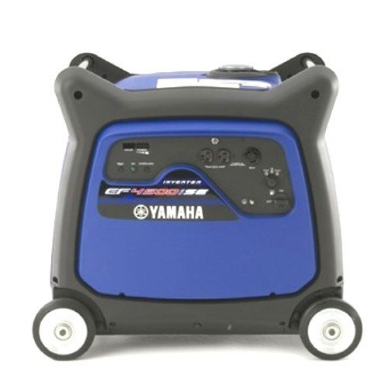 Yamaha EF4500iSE-4000 Watt Electric Start Inverter Generator-CARB