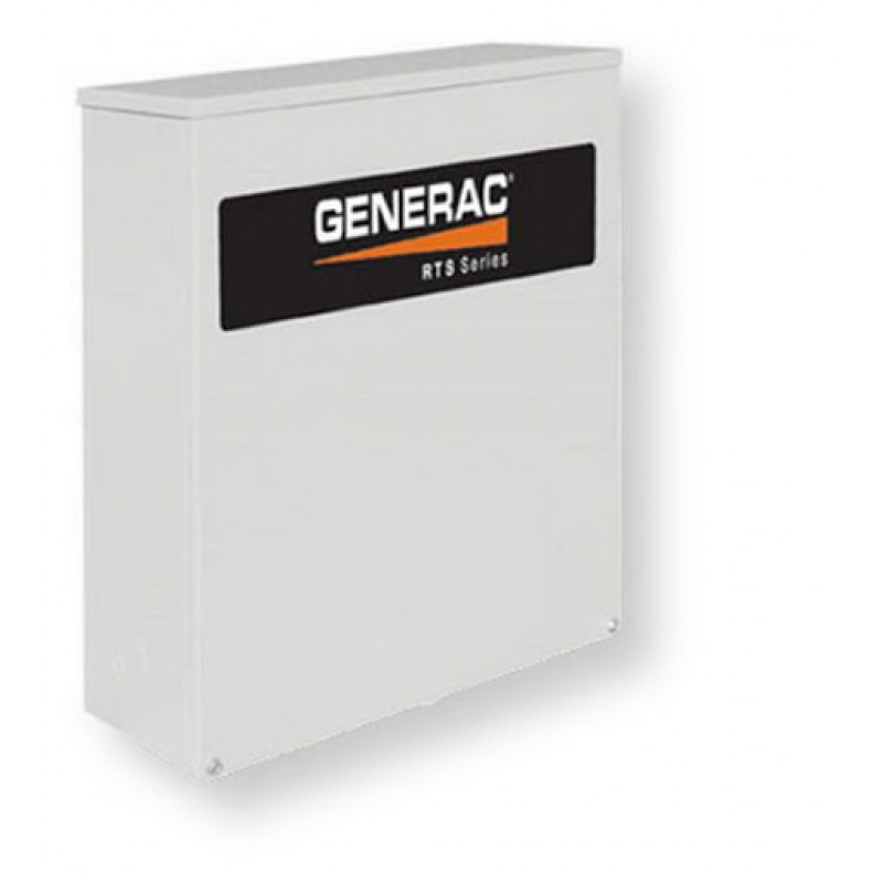Generac 100-Amp Automatic Transfer Switch -120/240V 3-Phase