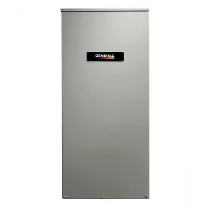 Generac 100-Amp Automatic Transfer Switch (Service Disconnect - 120/240V 3-Phase)