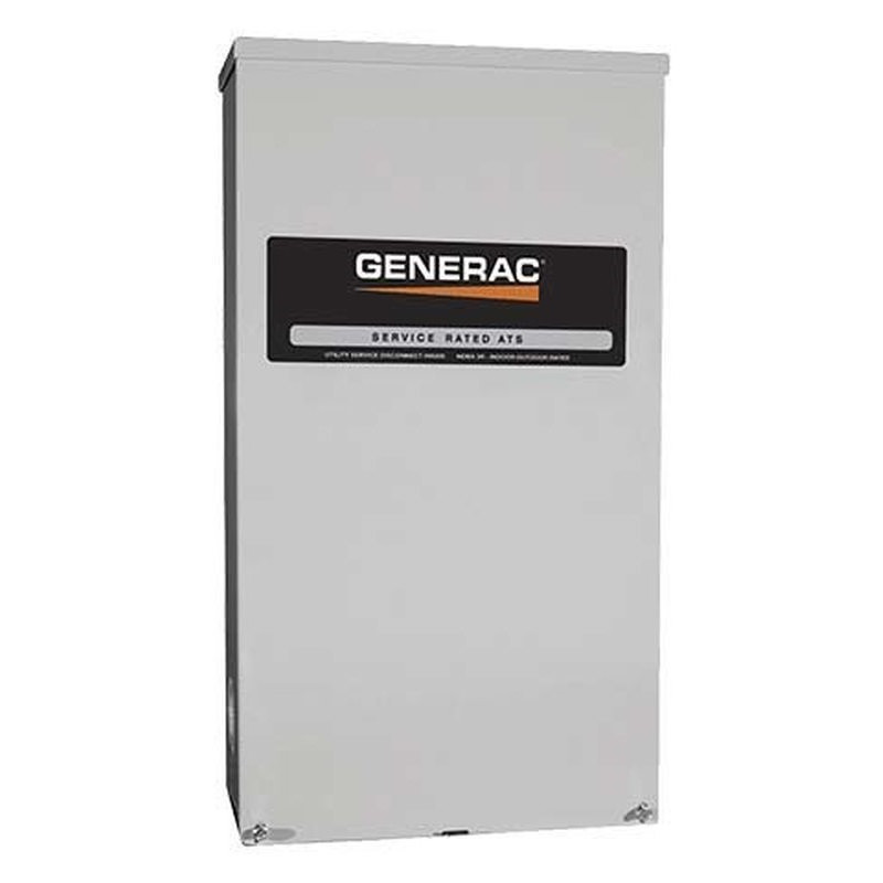 Generac 100-Amp Automatic Transfer Switch (Service Disconnect-277/480V)