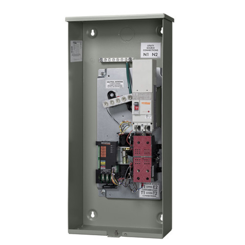 Generac 200-Amp Automatic Transfer Switch (Service Disconnect-120/240V 3-Phase)