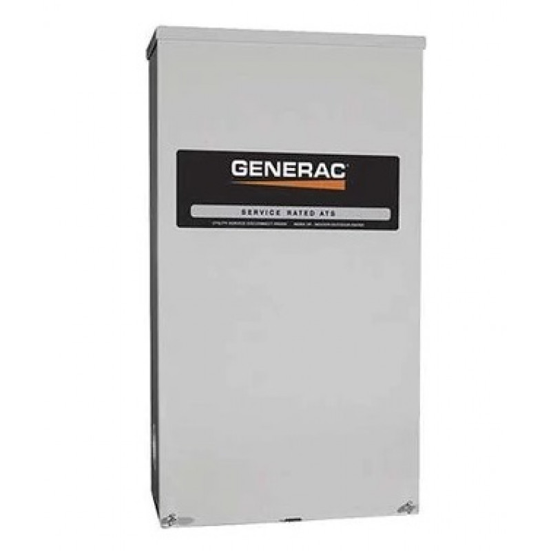 Generac 200-Amp Automatic Transfer Switch (120/240V 3-Phase)