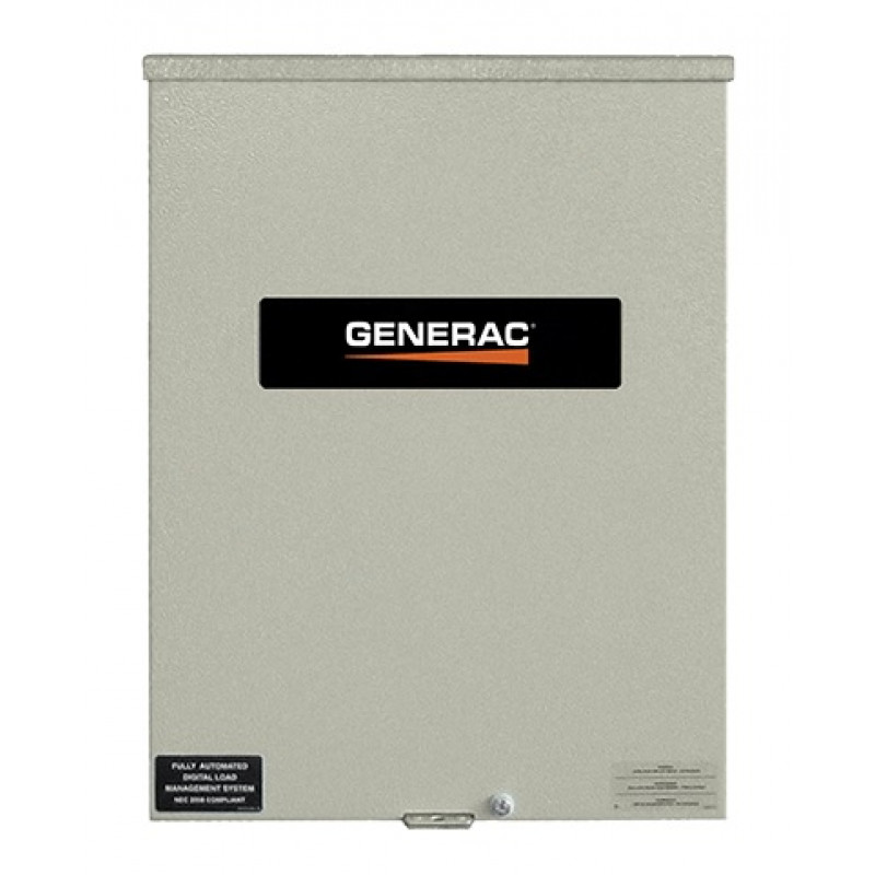 Generac 400-Amp Automatic Transfer Switch (120/240V 3-Phase)