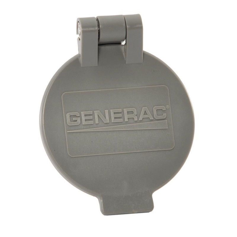 Generac 6393 - Flip Lid Accessory For Power Inlet Boxes