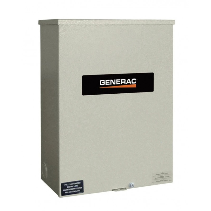 Generac 600-Amp Automatic Smart Transfer Switch w/ Power Management (120/240V 1P)