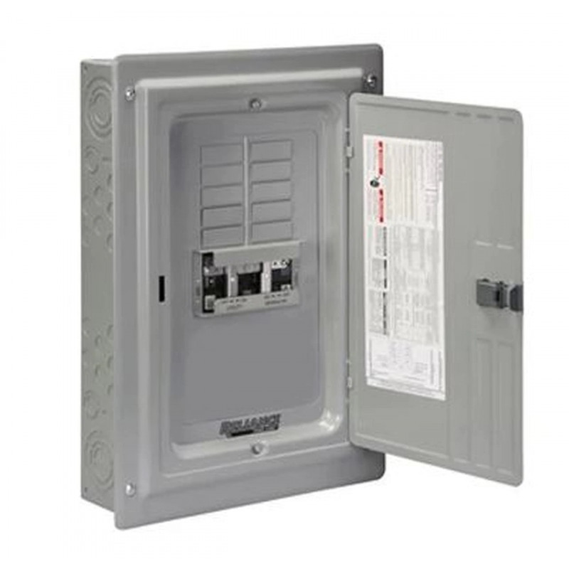 Reliance Controls 100-Amp Outdoor Manual Transfer Panel (X Series)